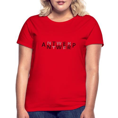 GRILLE D'ANVERS - T-shirt Femme