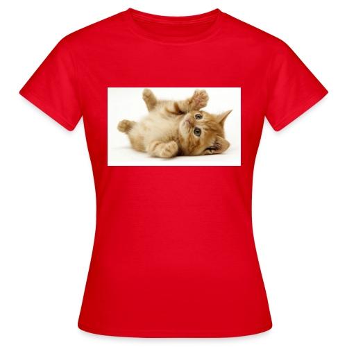 CAT - Camiseta mujer