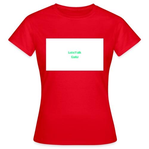 LetsTalk ColU - Women's T-Shirt