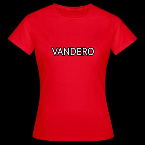 Vandero Shadow - Women's T-Shirt