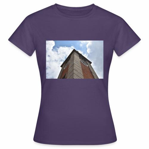 Torre dell'orologio - Maglietta da donna