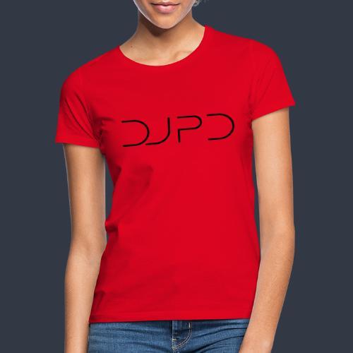DJ PD in black - Frauen T-Shirt