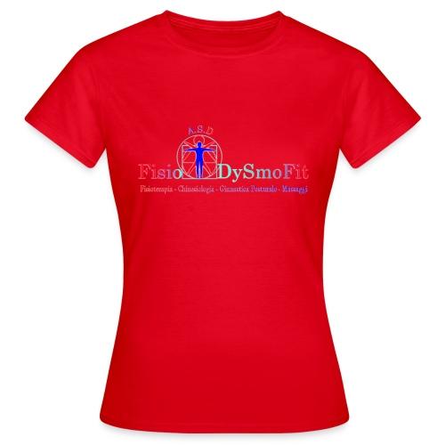 Logo FisioDysmofit - Maglietta da donna