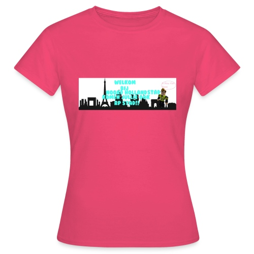 Noord Holland city - Vrouwen T-shirt