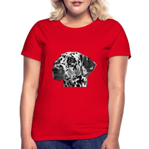 dog - Camiseta mujer