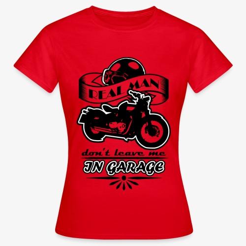 biker style - Maglietta da donna