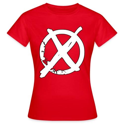 Tony Cole - Modern Straight Edge - Women's T-Shirt