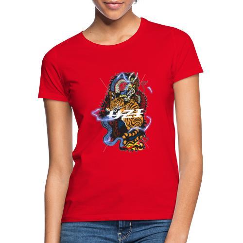 Tiger&DragonUzi - T-shirt Femme
