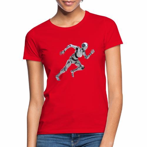 Robot - T-shirt Femme