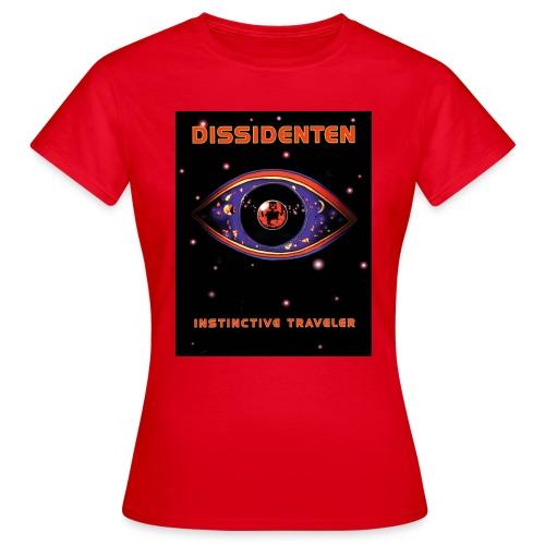instinctive traveler shirt - Women's T-Shirt