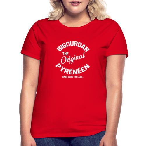 BIGOURDAN - T-shirt Femme
