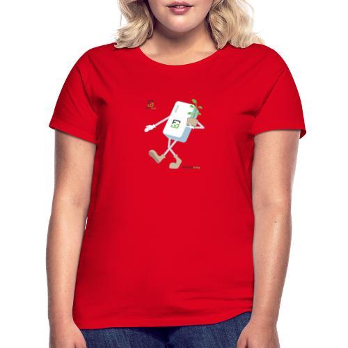 Fridge Army Merch - Fridgegrow - Frauen T-Shirt
