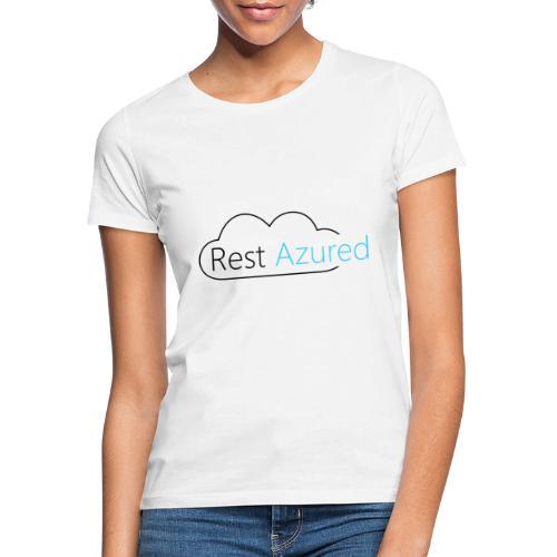 Rest Azured # 1 - Women's T-Shirt