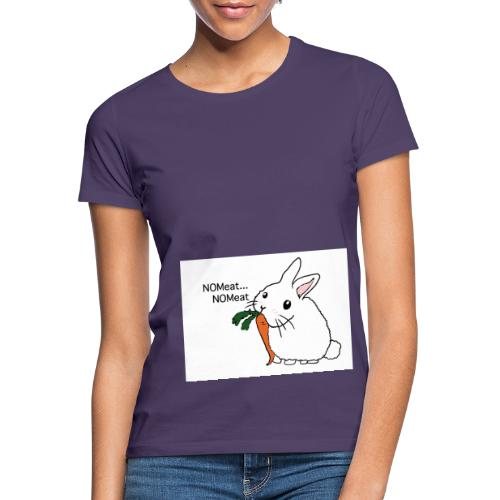 nomeat nomeat png - Maglietta da donna