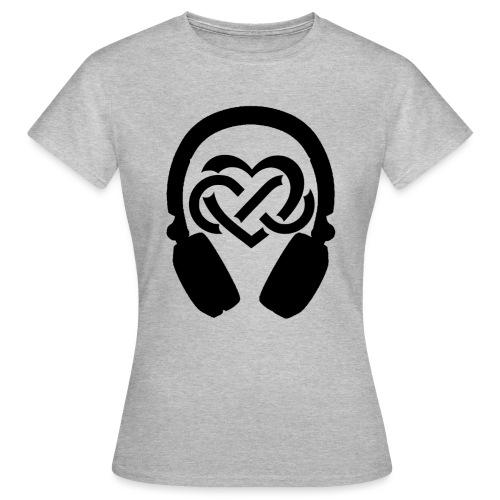 Liefde voor muziek - Vrouwen T-shirt