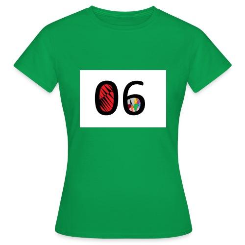 06 Basic - T-shirt Femme