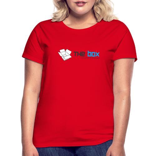 The Box Learning Studio Logo - Women's T-Shirt