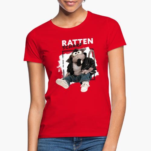 Rolf Rüdiger Rattenscharf - Frauen T-Shirt