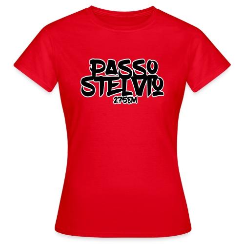 GRAFFITI - Frauen T-Shirt