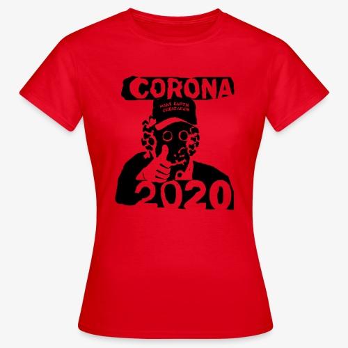 corona2020 - Women's T-Shirt