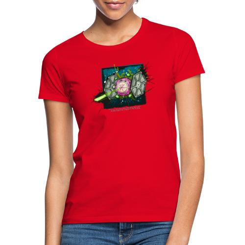 C-Fighter - Frauen T-Shirt