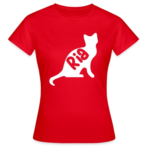 Team Ria Cat - Women's T-Shirt