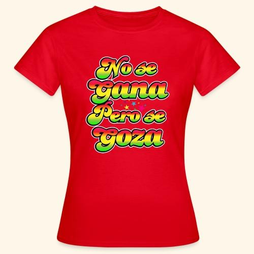 Perú - Frase típica - Camiseta mujer