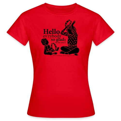 smthello - Frauen T-Shirt