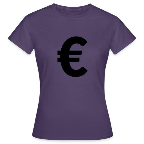EuroBlack - T-shirt Femme