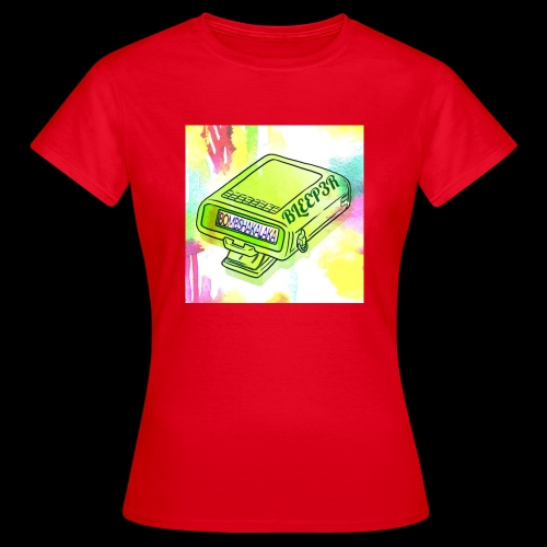 bleeper 3 - Frauen T-Shirt