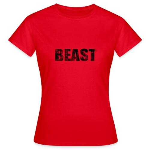 BEAST - Vrouwen T-shirt