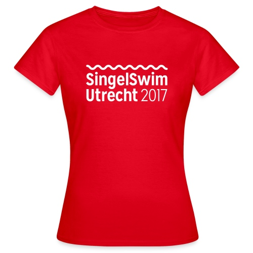 SSU2017witFC - Vrouwen T-shirt