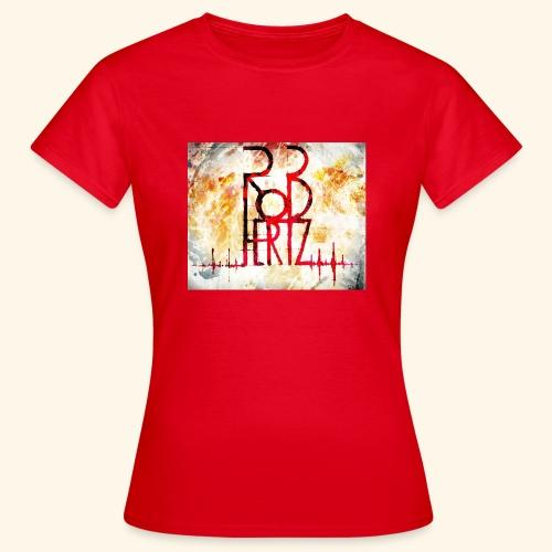 RoBhertz Design - T-shirt Femme
