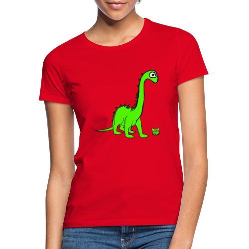 dinosauro - Maglietta da donna