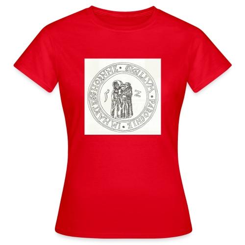 Herzhorn Siegel von 1552 - Frauen T-Shirt