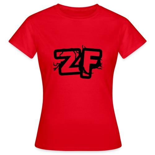 Zckrfrk BLACK Edition - Frauen T-Shirt