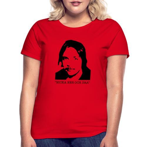 Nicka ner - T-shirt dam