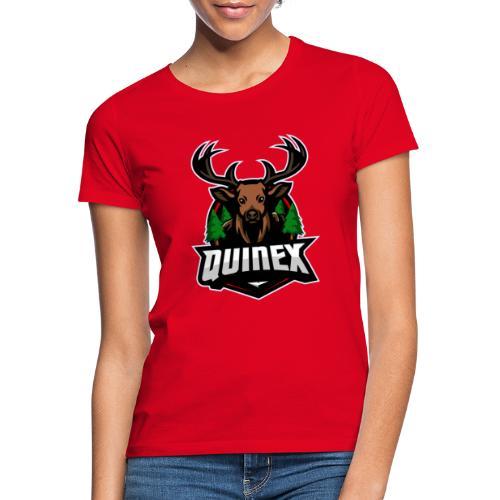 Team Quinex Logo - Frauen T-Shirt