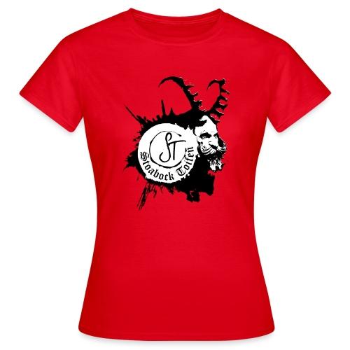 Stoabock Toifen - Frauen T-Shirt