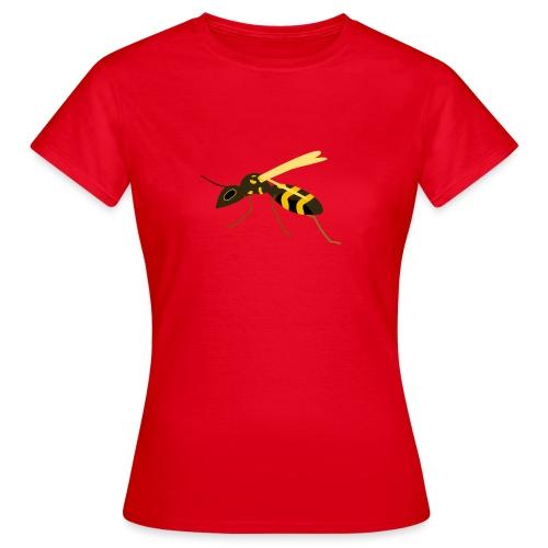 OWASP Juice Shop Evil Wasp - Frauen T-Shirt