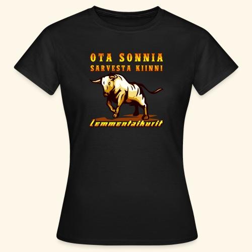 Lemmentaikurit - Sonni - Naisten t-paita