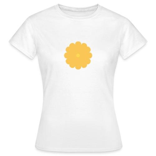 Flowerpower - Dame-T-shirt