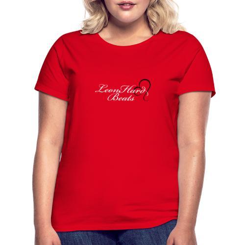 Leonhardbeats 1 - Dame-T-shirt