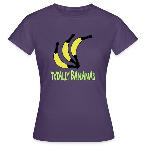totally bananas - Vrouwen T-shirt