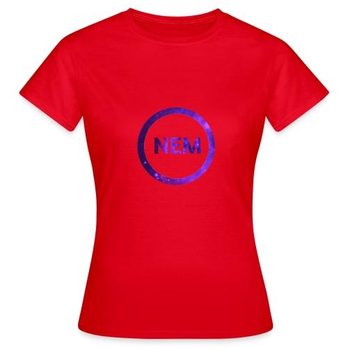 NEM OWNER - Naisten t-paita