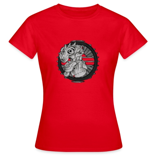 Alien hunter - Women's T-Shirt