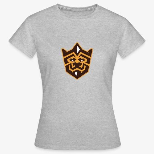 3D Lion Colour - Women's T-Shirt