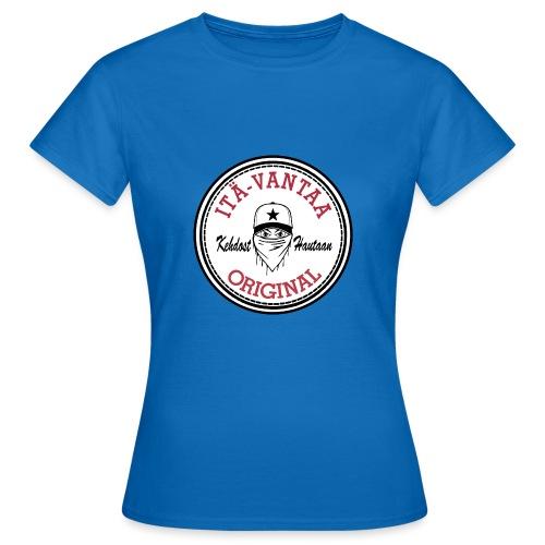 Itä-Vantaa Original - Naisten t-paita