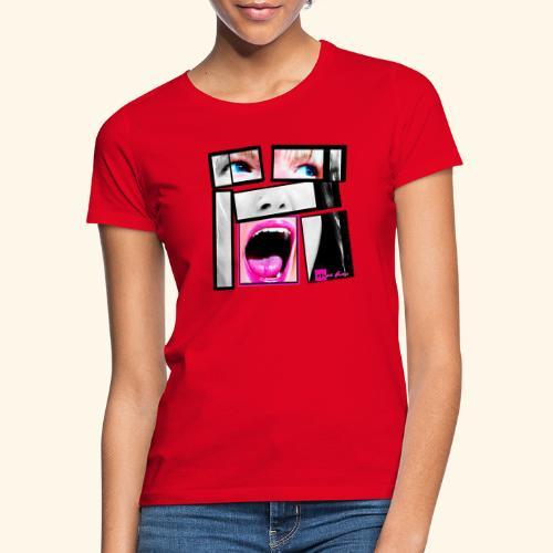 expo26b2 Unbreakable - T-shirt Femme