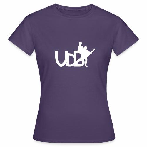 Linea VdB Bianco - Maglietta da donna
